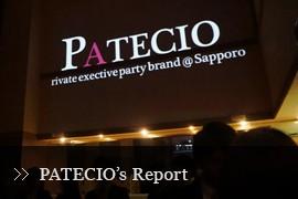 札幌社会人パーティー PATECIO